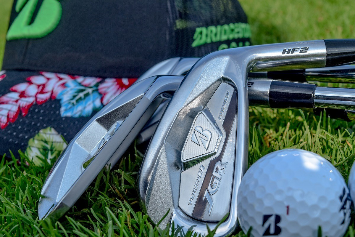 Bridgestone JGR HF2 irons